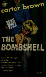 Cover of: The bombshell by Carter Brown