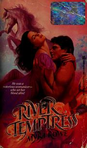 Cover of: River Temptress | Myra Rowe