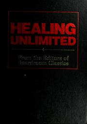 Cover of: Healing unlimited | Boardroom Classics