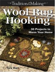 Cover of: Wool Rug Hooking