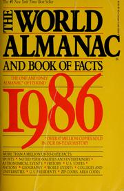Cover of: The world almanac and book of facts, 1986 by