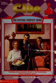 Cover of: The picture-perfect crime | Jahnna N. Malcolm