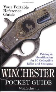 Cover of: Winchester pocket guide