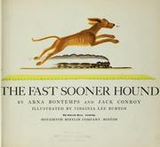 Cover of: The fast Sooner hound | Arna Wendell Bontemps