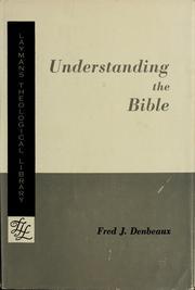 Understanding the Bible.