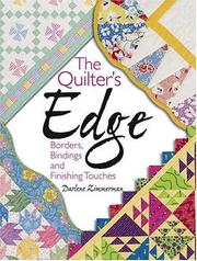 Cover of: Quilters Edge
