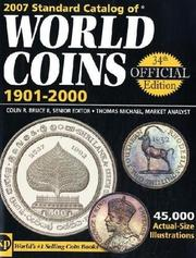 Cover of: 2006 Standard Catalog Of World Coins 1901-present