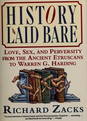 Cover of: History laid bare