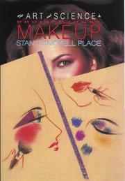 Cover of: The art and science of professional makeup | Stan Place