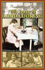Cover of: 100 Years of Good Cooking