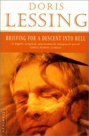 Cover of: Briefing for a Descent into Hell (Flamingo Modern Classic)