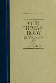 Cover of: Our Human Body | Reader's Digest