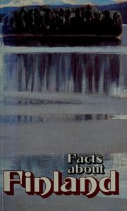 Cover of: Facts about Finland | Riitta da Costa
