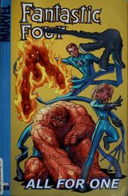 Cover of: Fantastic four by Sean McKeever