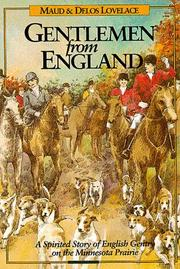 Cover of: Gentlemen from England: a novel