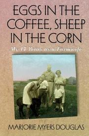 Cover of: Eggs in the coffee, sheep in the corn