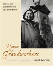 Cover of: Honor the Grandmothers
