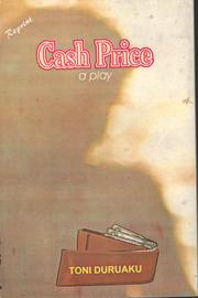 Cover of: Cash Price (a play) |