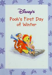 Cover of: Disney's Pooh's first day of winter | A. A. Milne