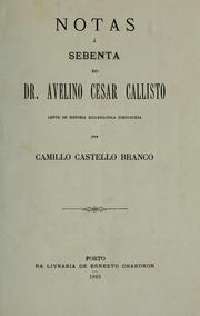 Cover of: Questão da Sebenta by