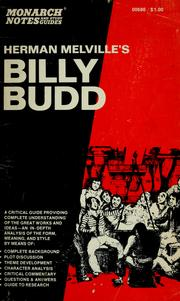Cover of: Herman Melville's Billy Budd by Edward R. Winans