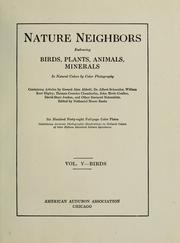 Cover of: Nature neighbors | Nathaniel Moore Banta