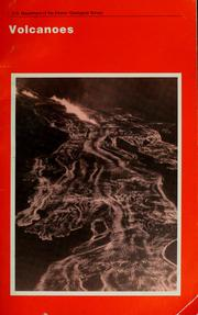 Cover of: Volcanoes | Robert I. Tilling