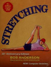 Cover of: Stretching by Anderson, Bob