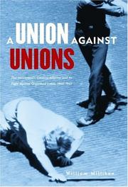 Cover of: Union Against Unions