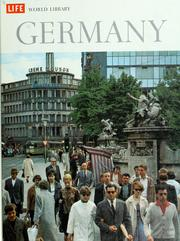 Cover of: Germany | Prittie, Terence
