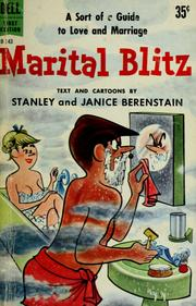 Cover of: Marital blitz | Stan Berenstain