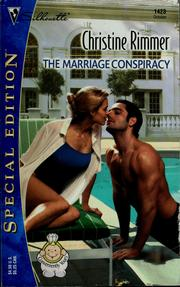 The Marriage Conspiracy by Christine Rimmer