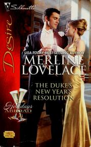 Cover of: The duke