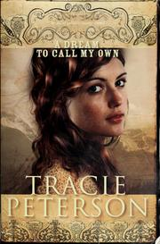 Cover of: A dream to call my own