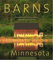 Cover of: Barns of Minnesota (Minnesota Byways)