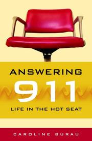 Cover of: Answering 911