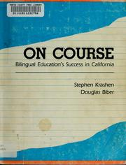 Cover of: On course by Stephen D. Krashen