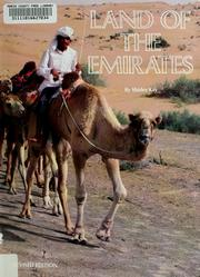 Cover of: Land of the Emirates by Shirley Kay