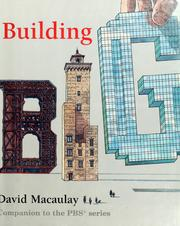 Cover of: Building big | David Macaulay