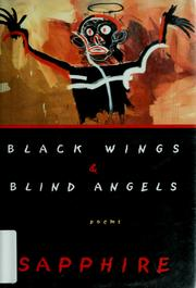 Cover of: Black wings & blind angels | Sapphire