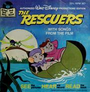 Cover of: The Rescuers by Walt Disney Productions