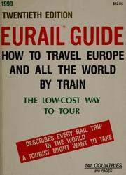 Cover of: Eurail guide | K. S. Turpin