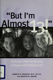 "Cover of: ""But I'm almost 13!"" 