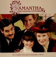 Cover of: Samantha | Marsha Norman