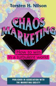 Cover of: Chaos marketing