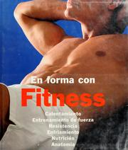 Cover of: En forma con fitness | Oliver Barteck