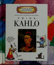 Cover of: Frida Kahlo | Mike Venezia