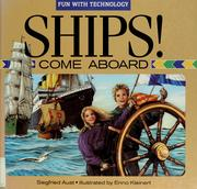 Cover of: Ships! | Siegfried Aust