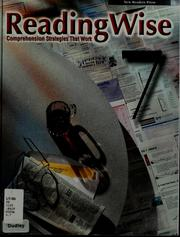 Cover of: Reading wise | Diane J. Sawyer