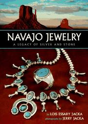 Cover of: Navajo jewelry
